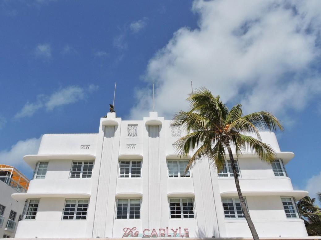 Ocean Drive Miami Art Deco Cabiria Magni