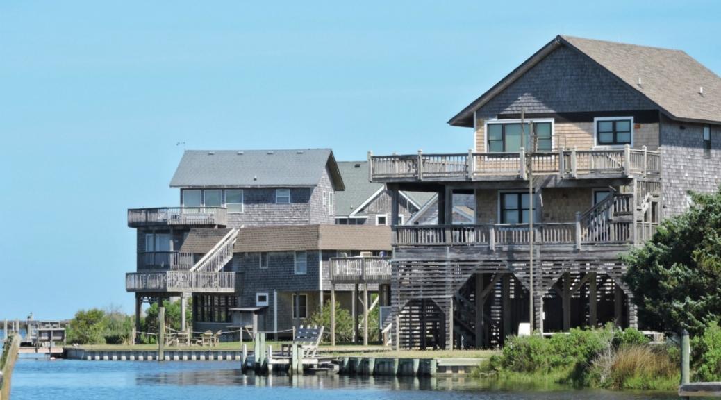 Le case delle Outer Banks