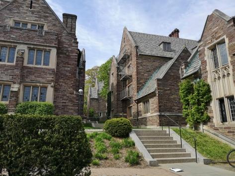Il campus di Princeton